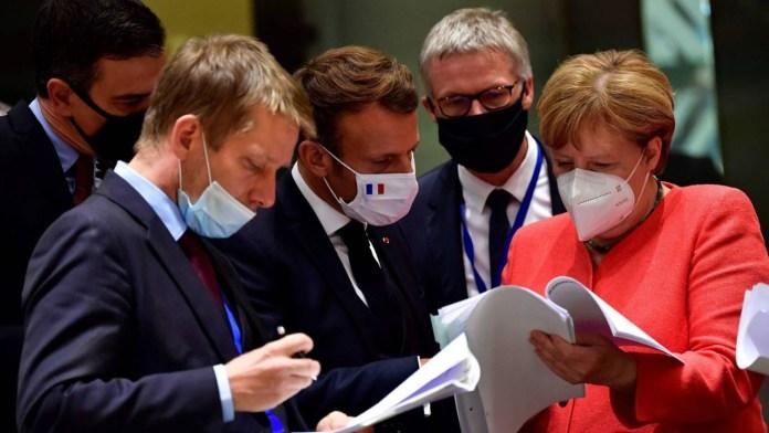 Firma Unión Europea acuerdo histórico para economía post Covid