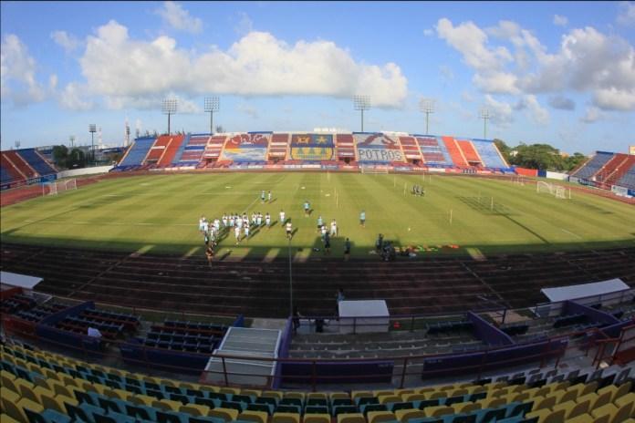 Habrá cambio de colores en estadio Andrés Q. Roo