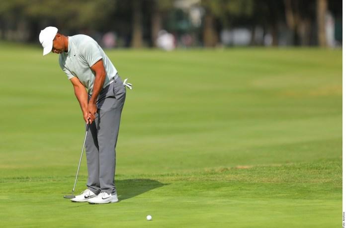 Retoma Tiger Woods las competencias