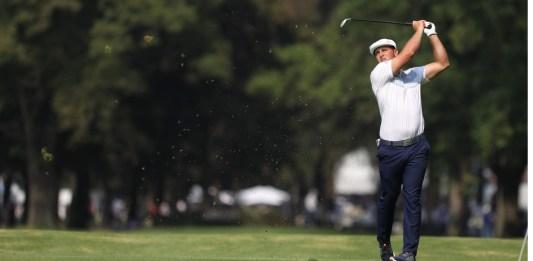 Usa Bryson pesas para ganar en el golf