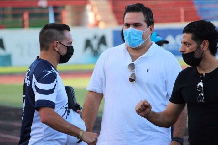 Promete Alejandro Vela chances para jugadores locales