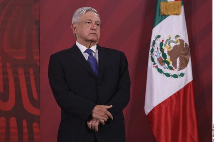 Da López Obrador negativo a prueba de Covid-19