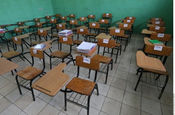 Y en Michoacán habrá clases presenciales hasta 2021