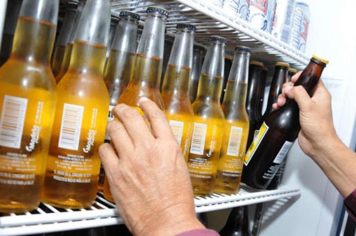ALT_Suspenden venta de bebidas alcohólicas en horarios extraordinarios