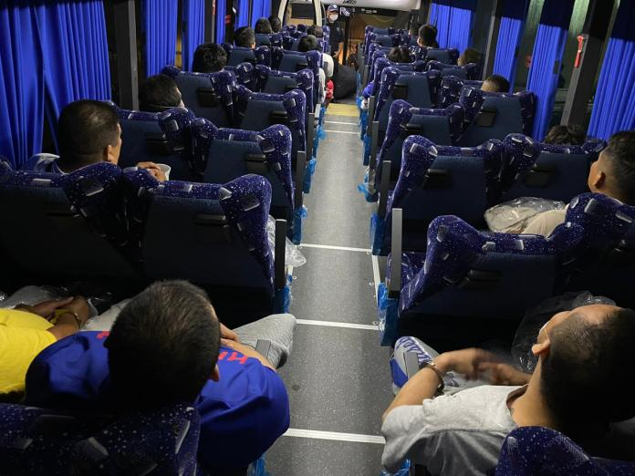 Trasladan a internos de Solidaridad a Cereso de Chetumal