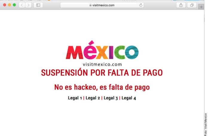 Pega conflicto a Visit Mexico