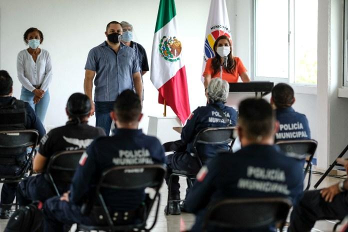 Nace Policía de Reacción Covid-19 en Cancún