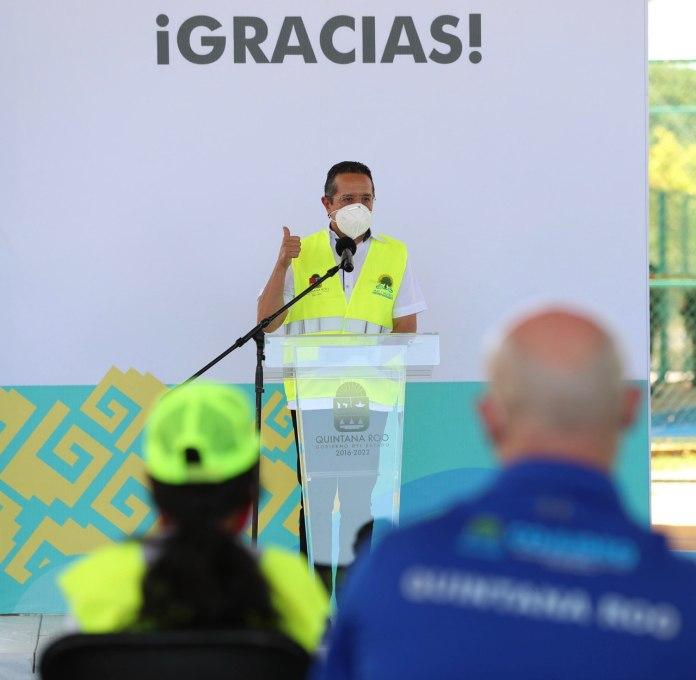 Reconoce Legislativo labor de Quintana Roo ante Covid