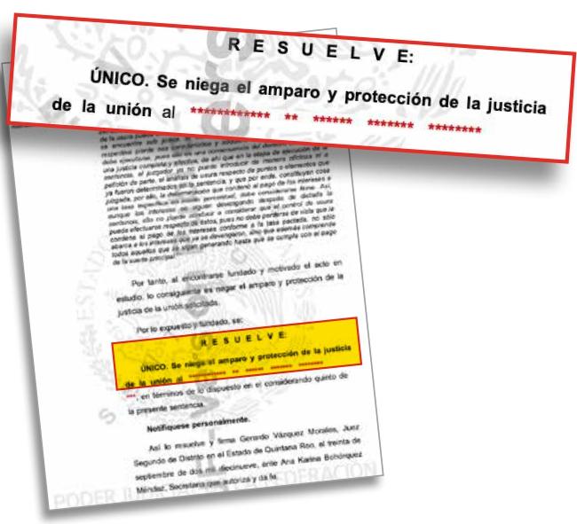 Desacata Ayuntamiento Benito Juárez pagar a proveedores