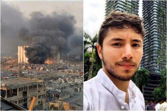 'Todo está destruido', narra mexicano en Beirut