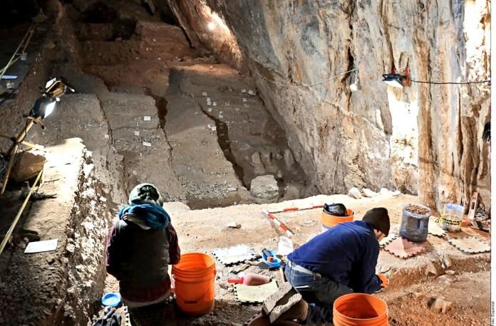 Revela sus misterios la Cueva del Chiquihuite