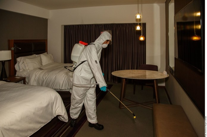 Compiten hoteles en seguridad e higiene