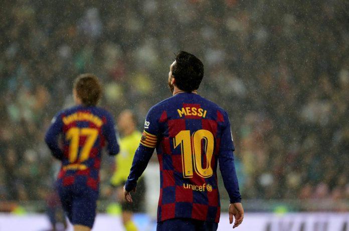 Tiene Messi un pendiente con la ley