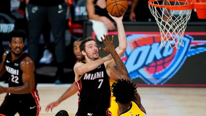 Encienden Dragic y Miami a la burbuja