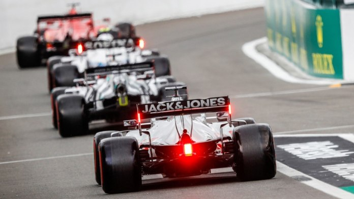 Aburre Fórmula 1 hasta a los pilotos