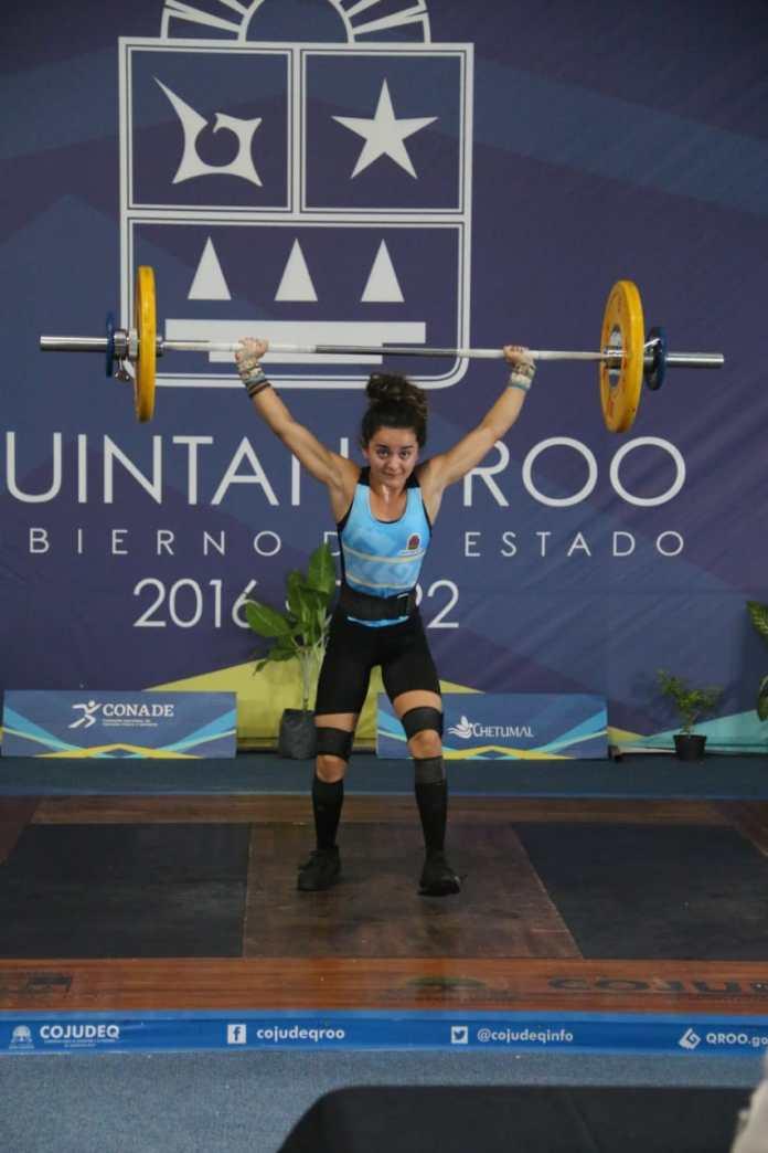Entrena Elizondo para clasificatorio Panamericano