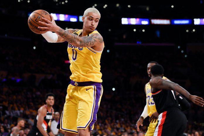 Regresa Kuzma puntería a Lakers