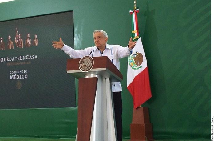 Perdoné a Felipe Calderón por robar Presidencia.- AMLO
