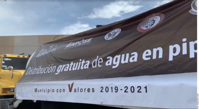 Detienen al líder del sindicato ligado a entrega de agua en Ecatepec