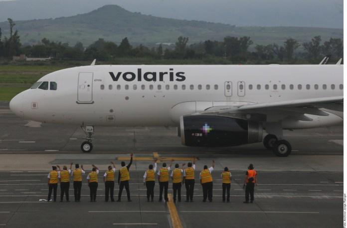 Vuelan con Volaris el 50 por ciento de pasajeros