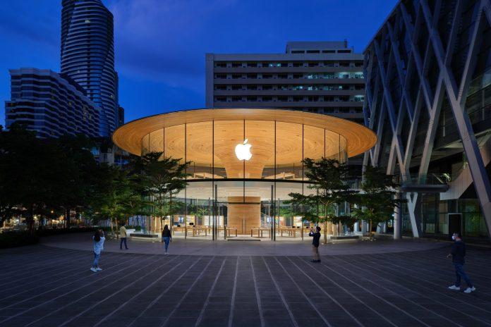Bangkok inaugura tienda de Apple