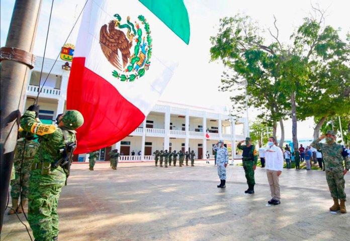 En Quintana Roo se enfrenta hoy una 'gran batalla; Carlos Joaquín