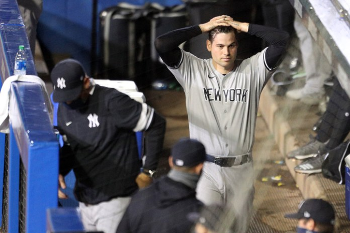 Alerta en Yankees por mala racha