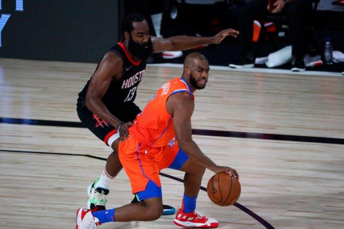 Quieren Paul y Thunder 'apagar' a Rockets