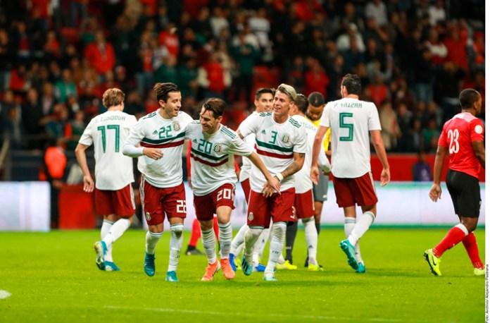 Supera México a Italia y Alemania en Ranking FIFA