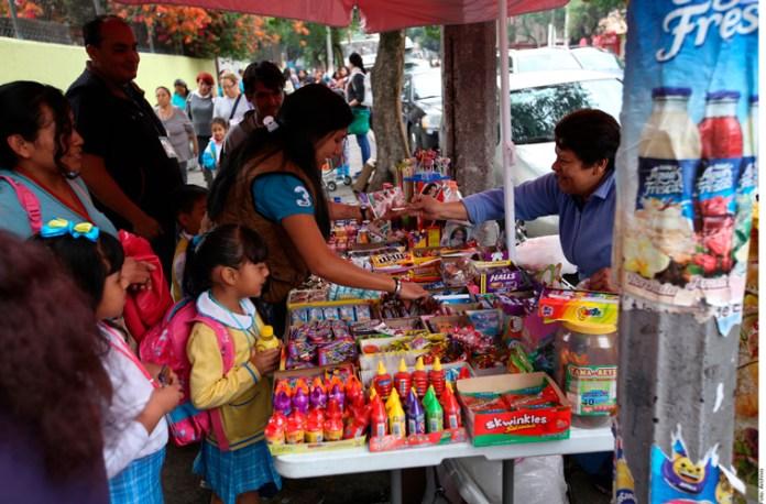Los menores de edad guiarán calificar los productos chatarra