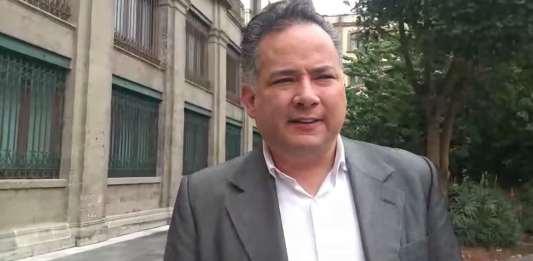 Siempre sí investigará UIF a Mara; Santiago Nieto