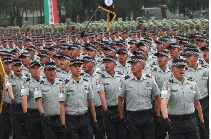 Asigna la Guardia Nacional 90% de contratos sin licitación