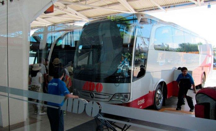 Recuperan 60% de corridas de autobuses
