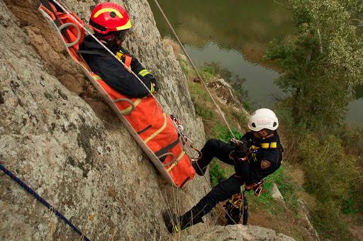 Capacitan personal para mejorar rescates en emergencias