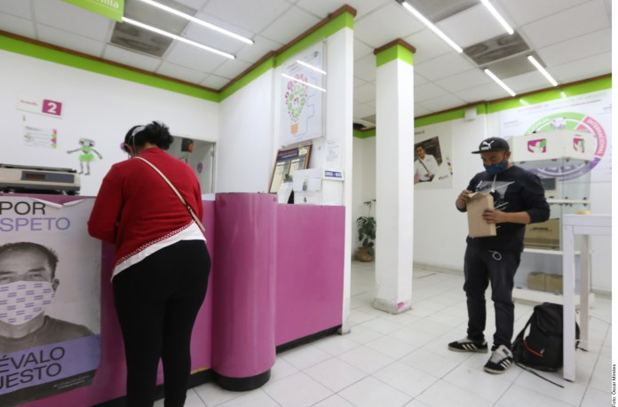 Correos de México