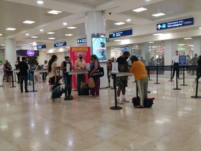 Moderó aviación nacional la caída en septiembre