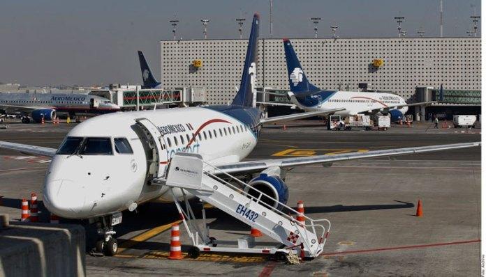 Pierde talento la aviación en México por crisis
