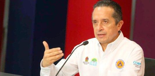 Adaptarán cruceros protocolo de viaje: Carlos Joaquín