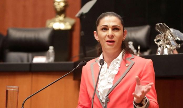 Abandona Ana Guevara 'carrera' a la gubernatura de Sonora