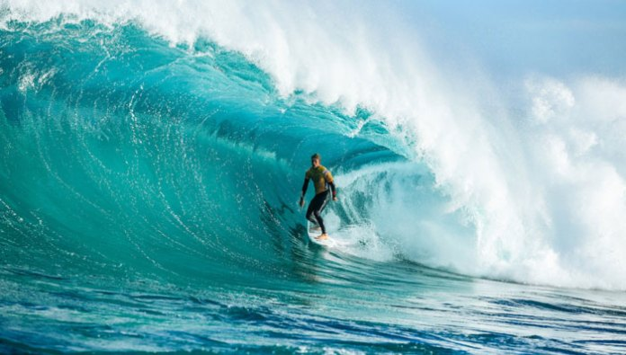 Alistan Preolímpico de Surf