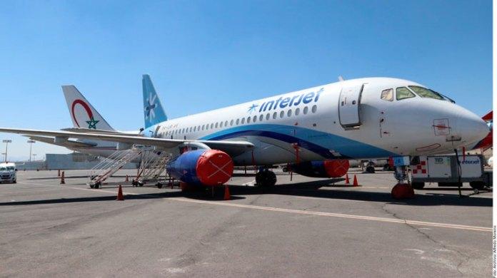 Impera incertidumbre por vuelos de Interjet