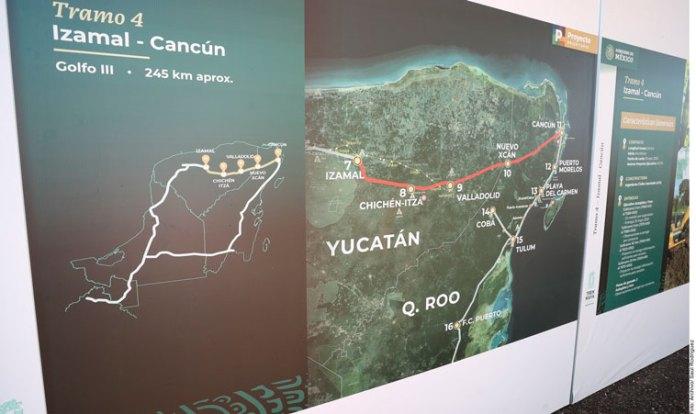 Subejerce Tren Maya 86% de recurso aprobado