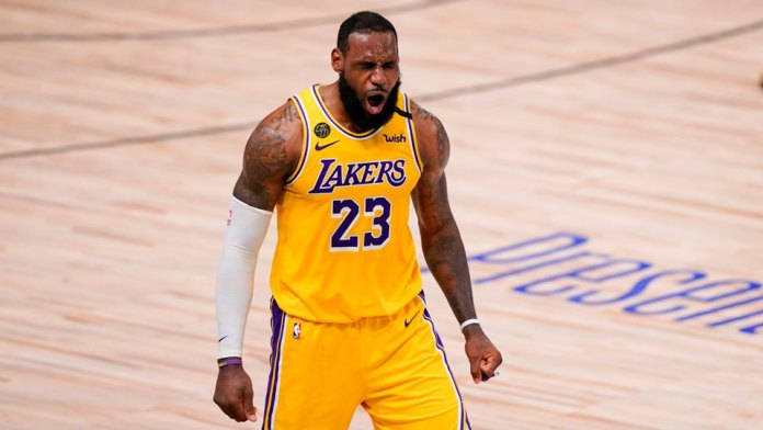 Impone LeBron James récord en ganancias