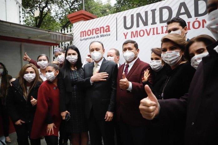 Inicia Morena registro de aspirantes a Gubernaturas