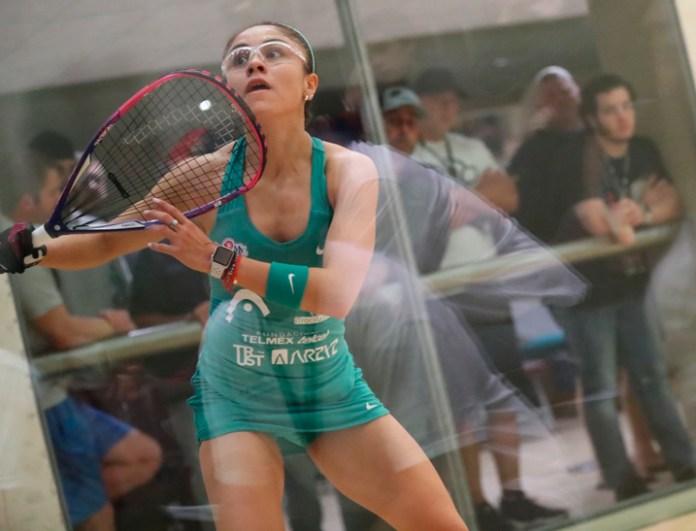 Llega Paola Longoria a los 106 títulos profesionales