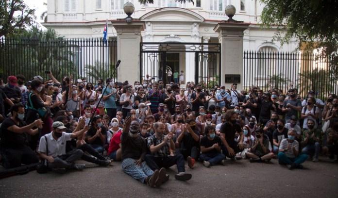 Acusa Cuba una provocación de Estados Unidos
