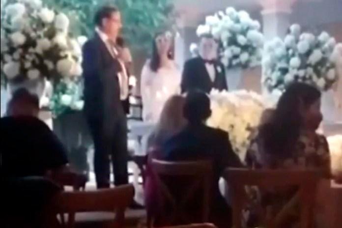 Van más de 100 a boda de Alcaldesa