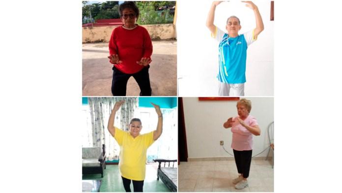Fomenta DIF de QR actividades entre adultos mayores