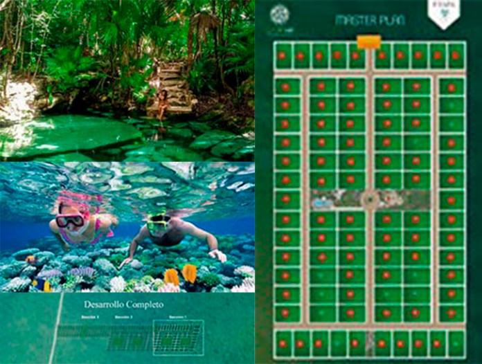 Se deslinda BJ de obras en Ruta de los Cenotes