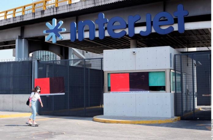 Solicita Interjet declarar inexiste huelga de trabajadores